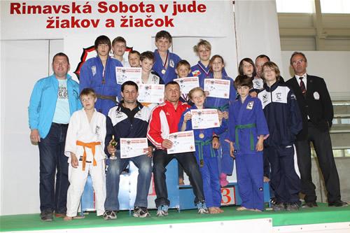 Int. Grand Prix of Rimavska Soboto / Slowakei