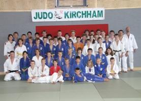 Schülertrainingslager in Kirchham 13.-15. August