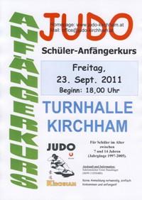 JUDO – Anfängerkurs