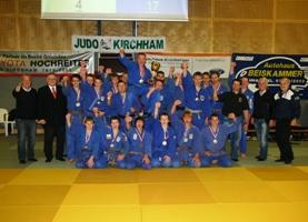 Erfolgreicher Großkampftag in der Kirchhamer Turnhalle