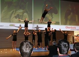 Union Nachwuchssportlerehrung in Linz