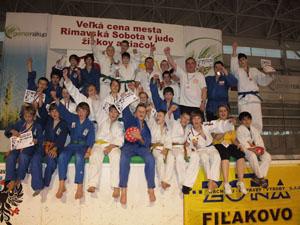 Int. Turnier in RIMAVSKA / Slowakei