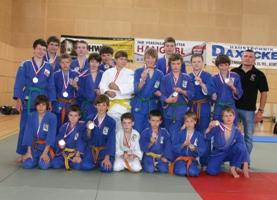 OÖ. Schülermannschaftslandesmeisterschaft in Burgkirchen