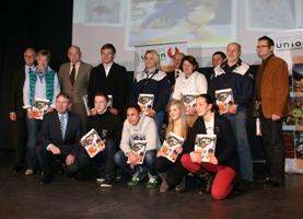 UNION Nachwuchssportlerehrung in Vorchdorf