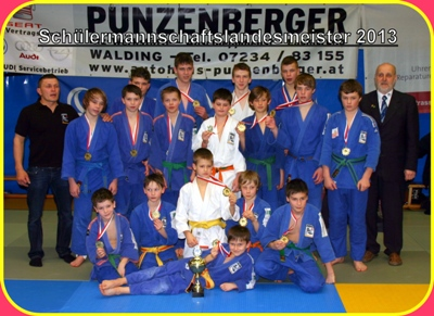 Schülermannschaftslandesmeisterschaft in Niederwaldkirchen