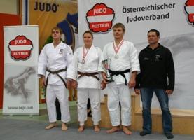 2 Titel bei den Staatsmeisterschaften U18/U23 in Ternitz