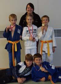 Schüler Herbst KYU-Turnier in Niederwaldkirchen
