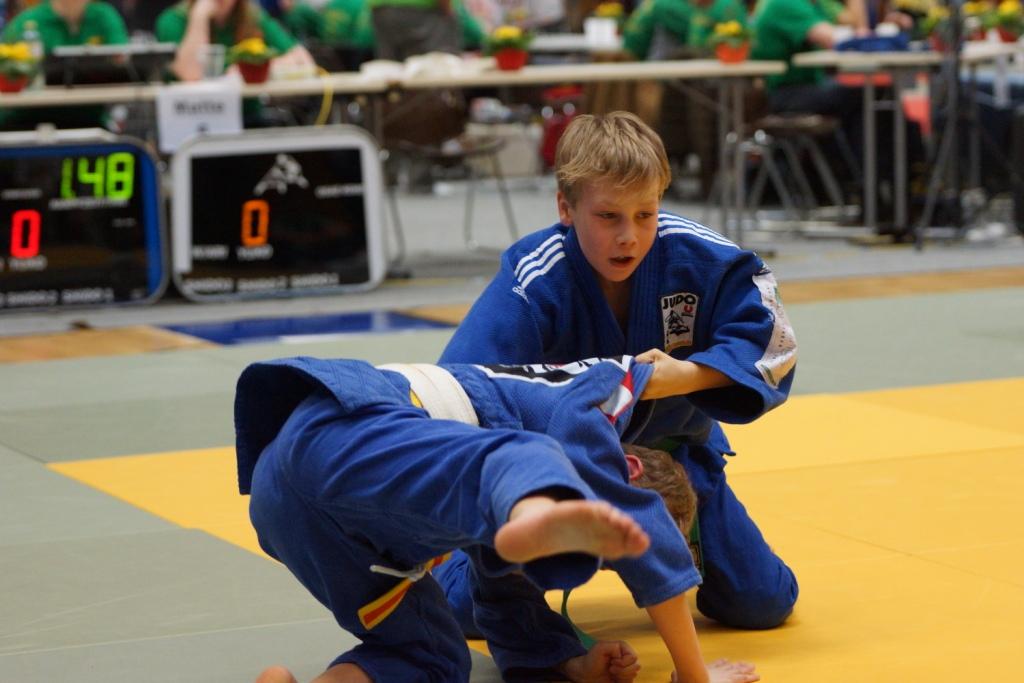 1. Runde Schülerliga 2014