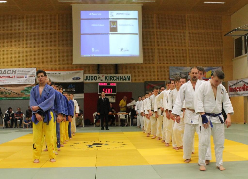 2. Runde Landesliga gegen JZ Rapso Linz