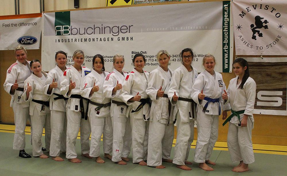 Damenliga Doppelrunde vs. Creativ Graz und SV Gallneukirchen