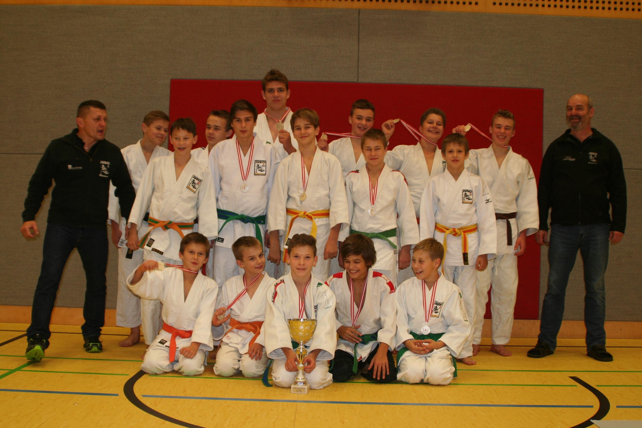 Internationale Seniorenmeisterschaft und ÖM-Schülermannschaft