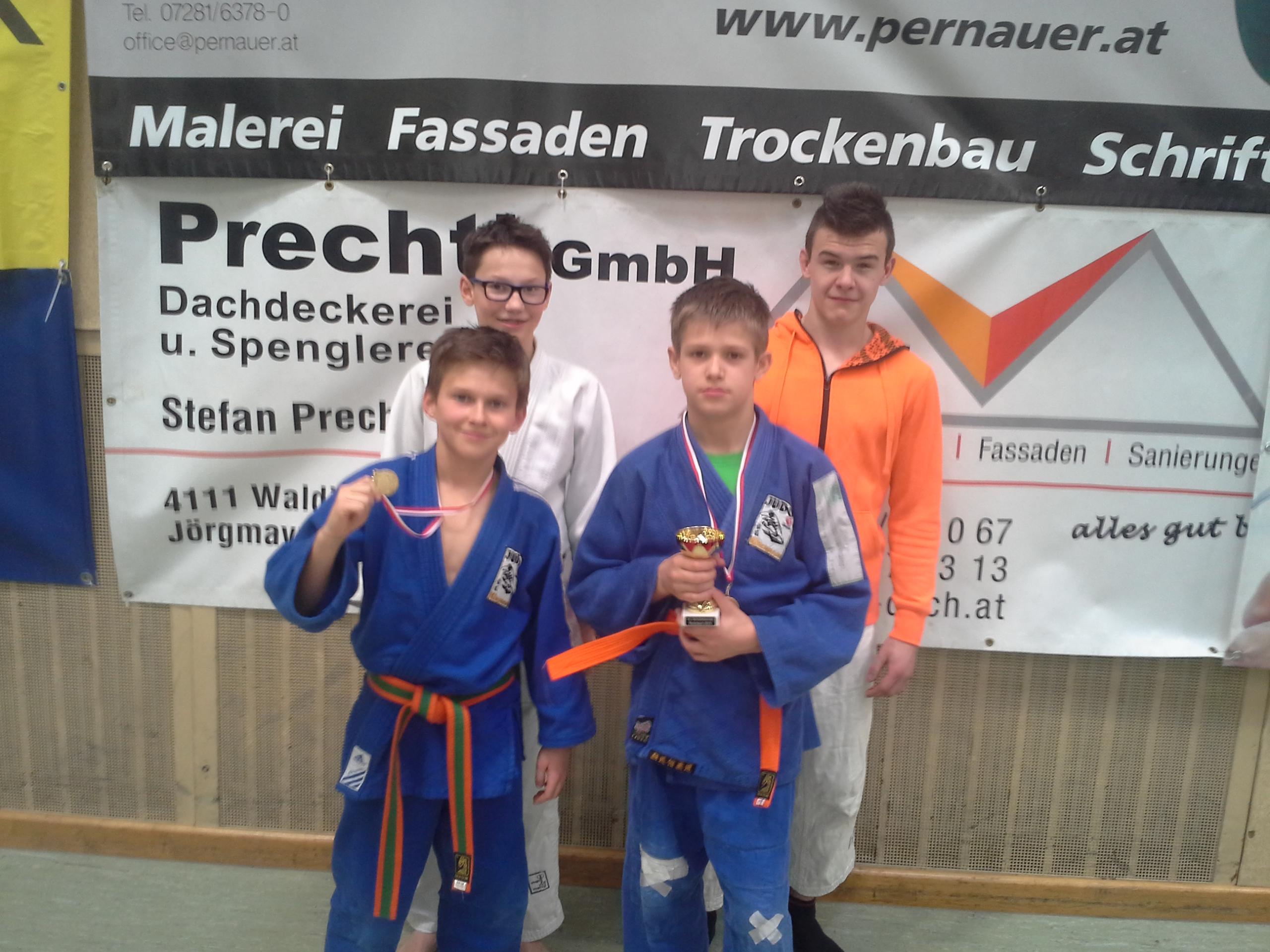 Int. Turnier Rohrbach U10-U16 und U21