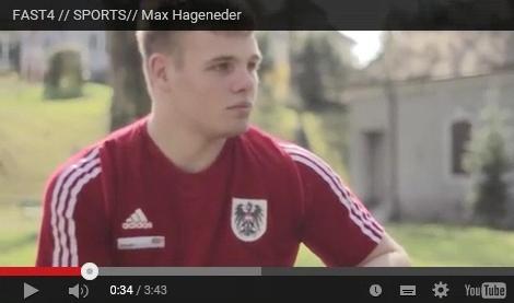 Interview mit Max Hageneder in Zuge der Wahl zum OÖ-Spitzensportler des Jahres