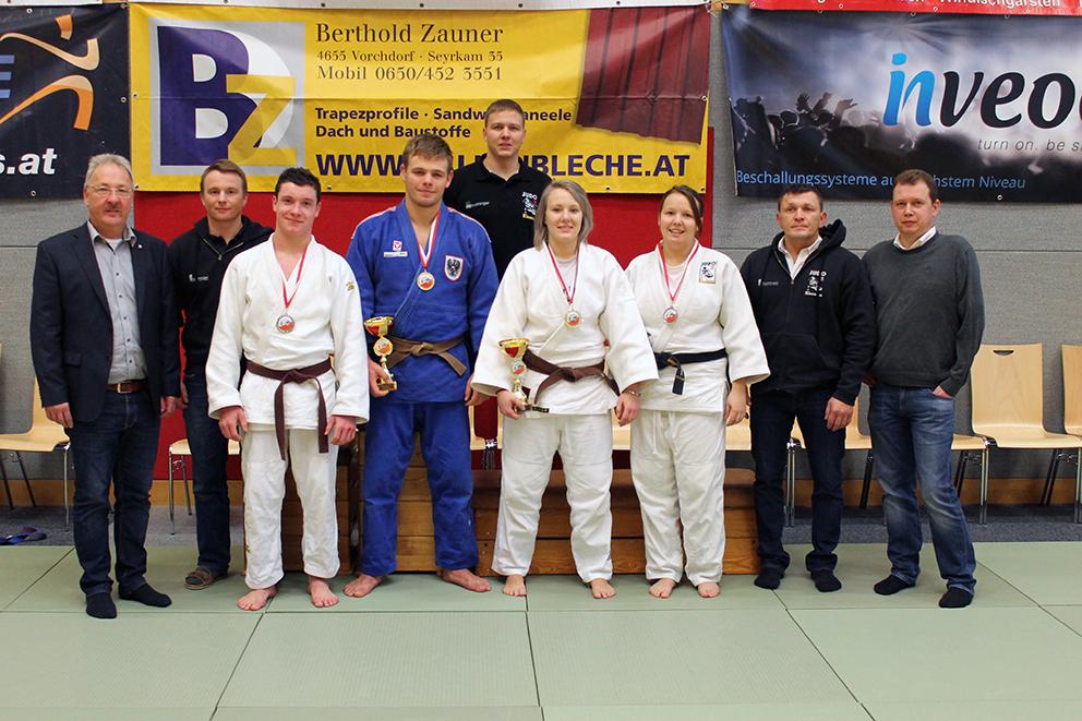 Landesmeisterschaft U18 und U23 in Kirchham
