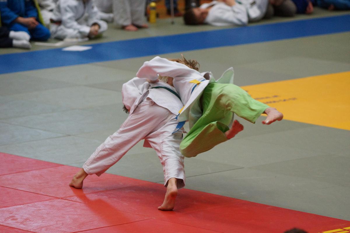 3. Int. Gmundner Judoturnier U10−U16