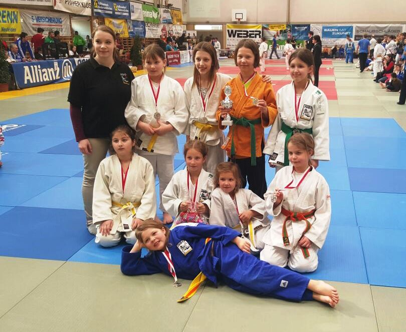 Int. Turnier Rohrbach U10-U16