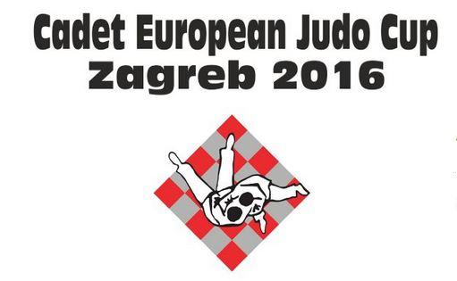 Sturmair Felix holt beim U18 EC in Zagreb seine ersten Europacup-Punkte !
