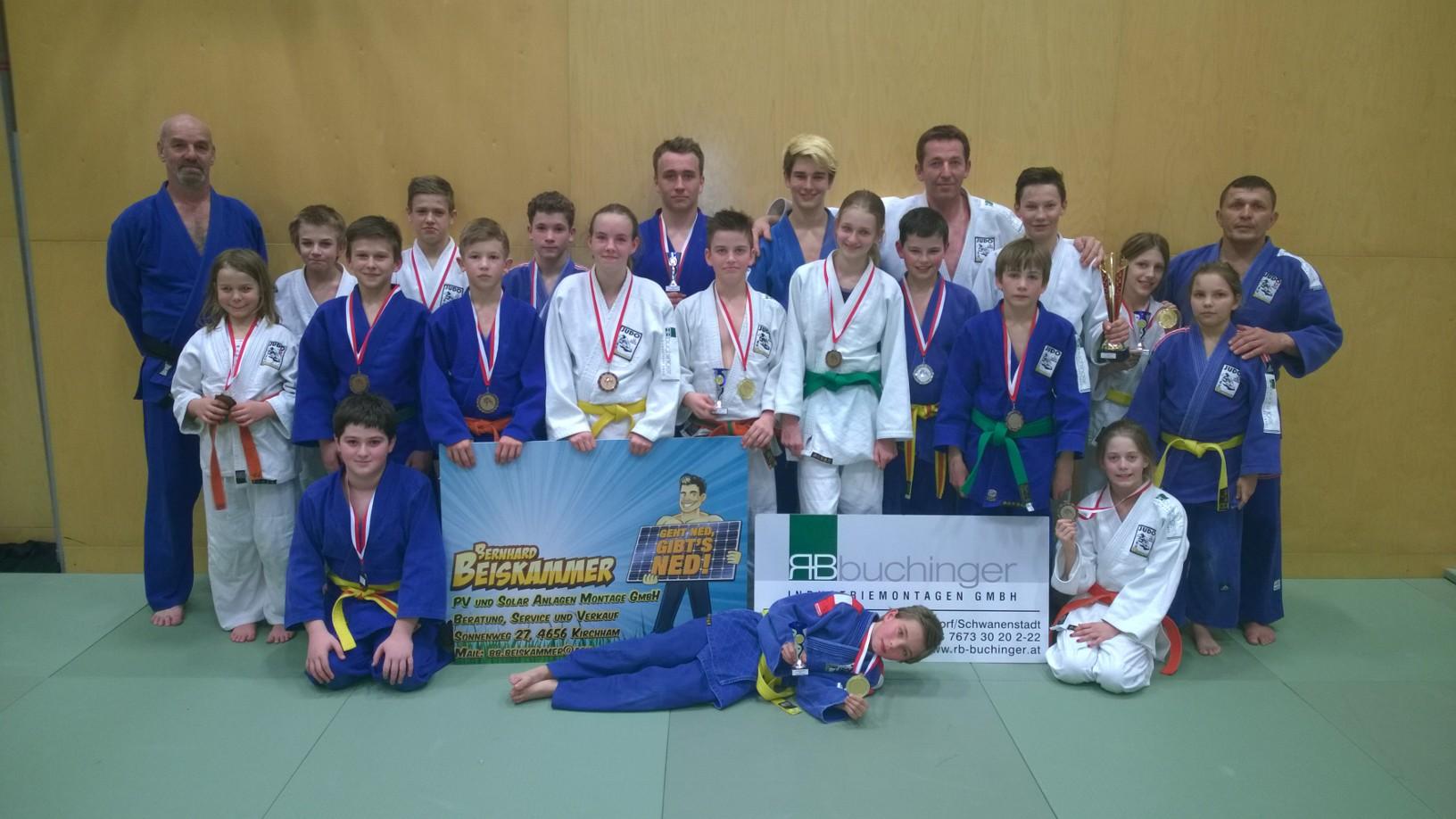 Schüler Landesmeisterschaft (U12 – U16)