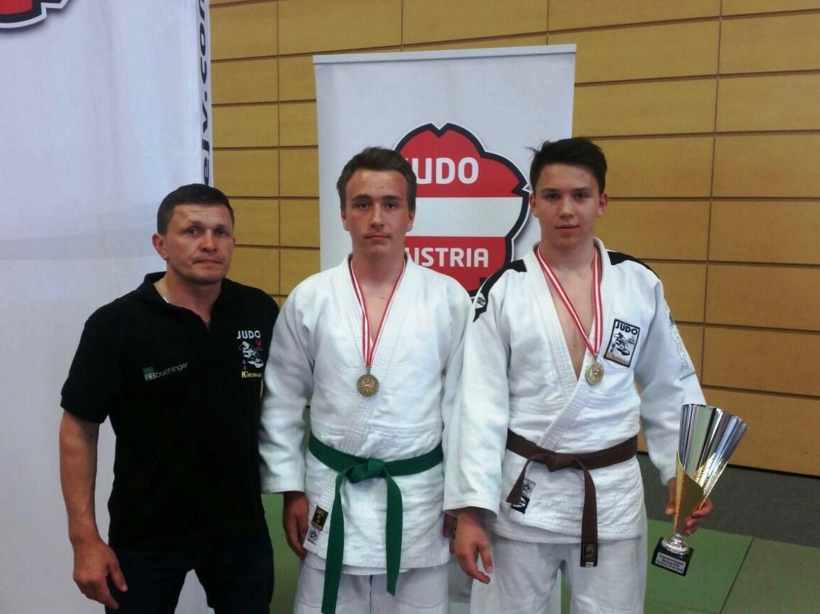 U16 Staatsmeisterschaften in Kufstein
