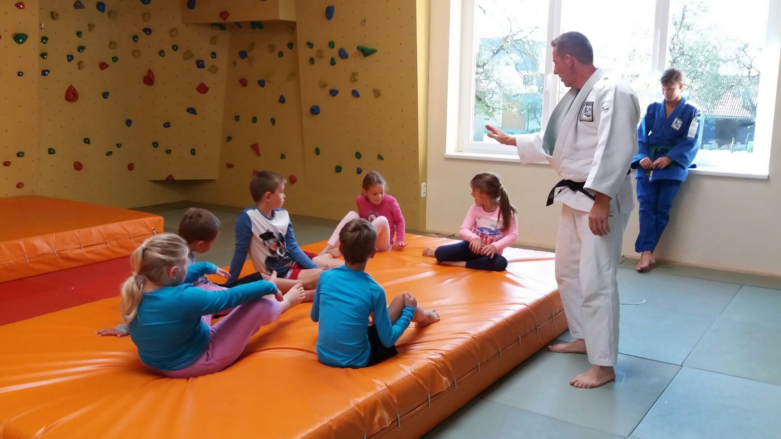 Judo Kirchham – Schnupperkurs beim Ferienpass