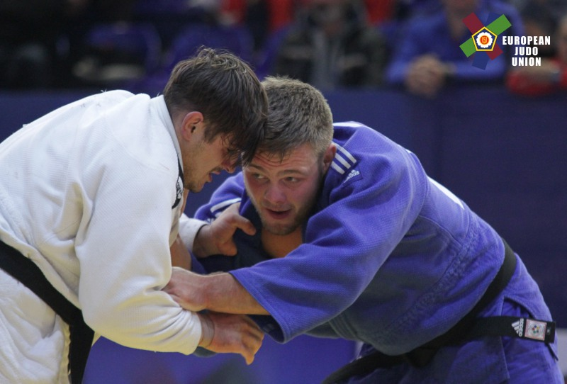 Max erreicht beim Europacup in Belgrad den ausgezeichneten 3.Platz