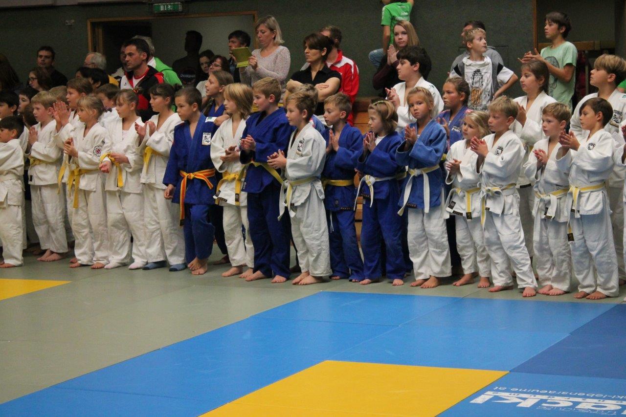 Herbst Kyu-Turnier U10 – U16