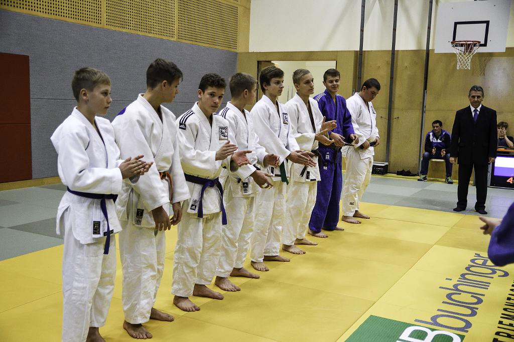Letzte Runde der OÖ-Judo Jugendliga