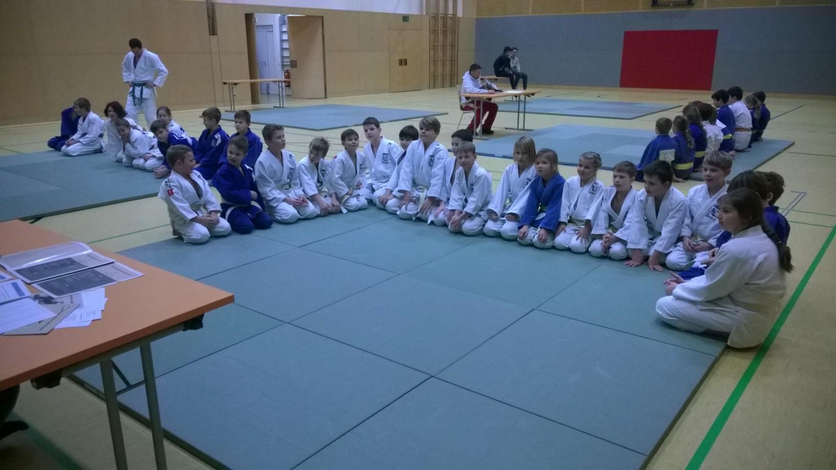Kyu Prüfung am 30.12.16 in Kirchham