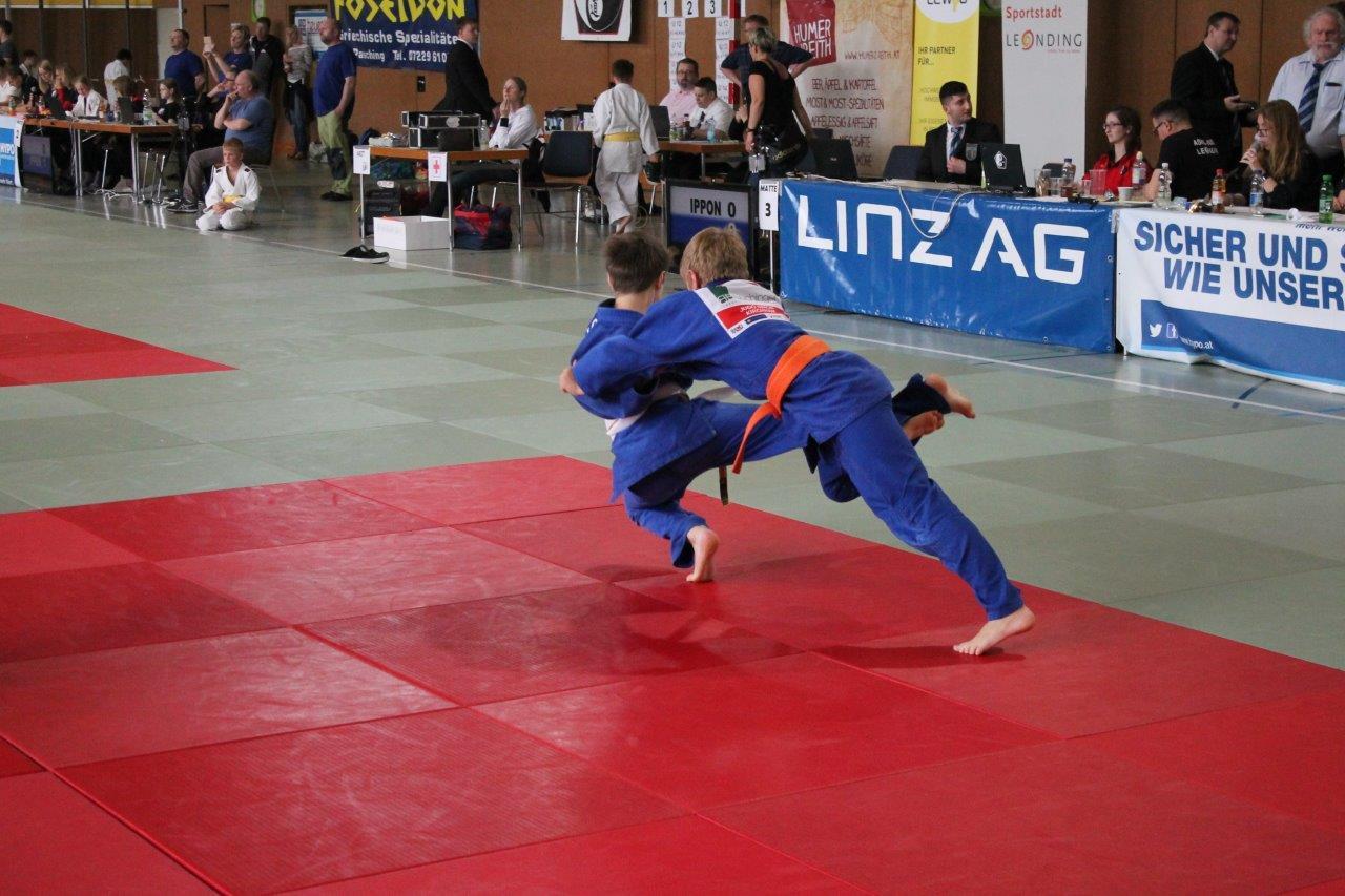 KYU Turnier Schüler / Schülerinnen U10 – U16 in Leonding