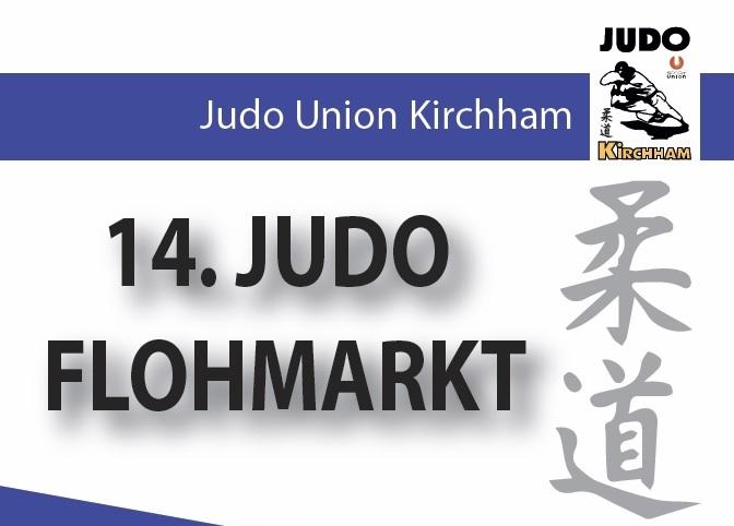 14. Judo Flohmarkt