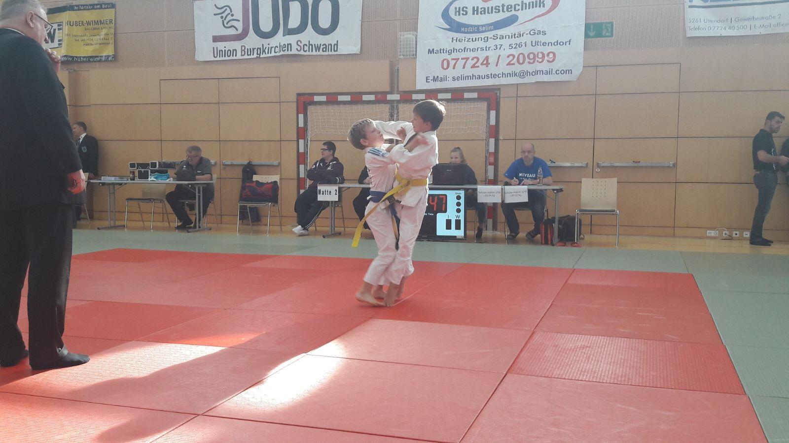 Kyu Turnier in Burgkirchen