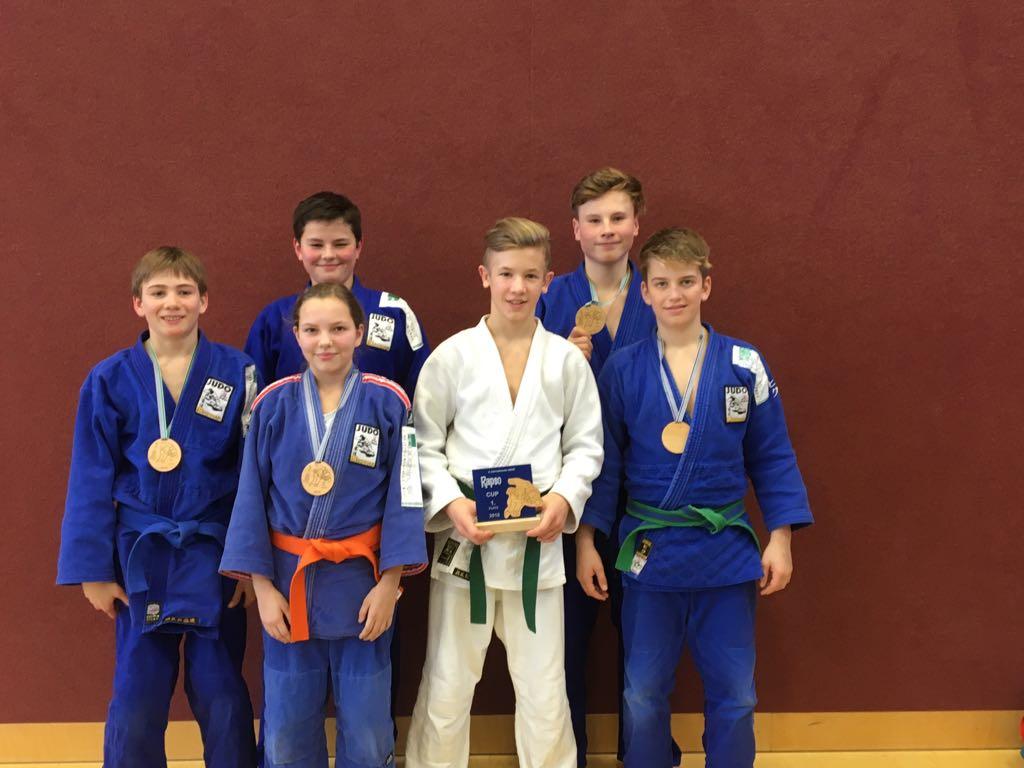 Gute Leistung beim Rapso Cup U16 in Alkoven