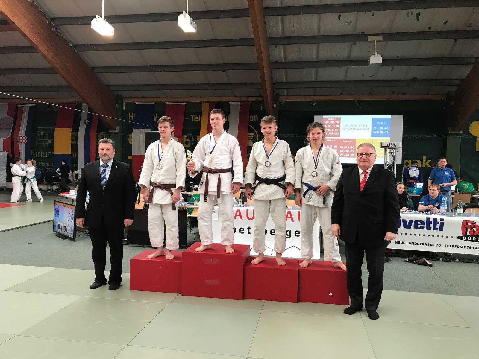 Int. Turnier in Attnang – wieder Top-Ergebnisse für Kirchham