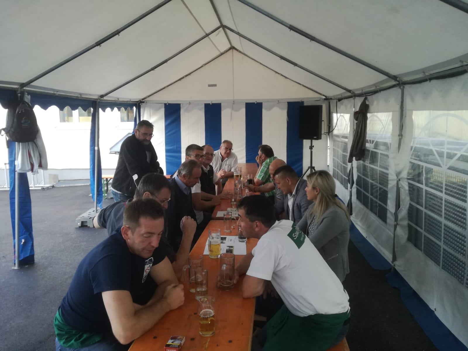 Kampfrichtertreffen am Samstag 30. Juni in Kirchham