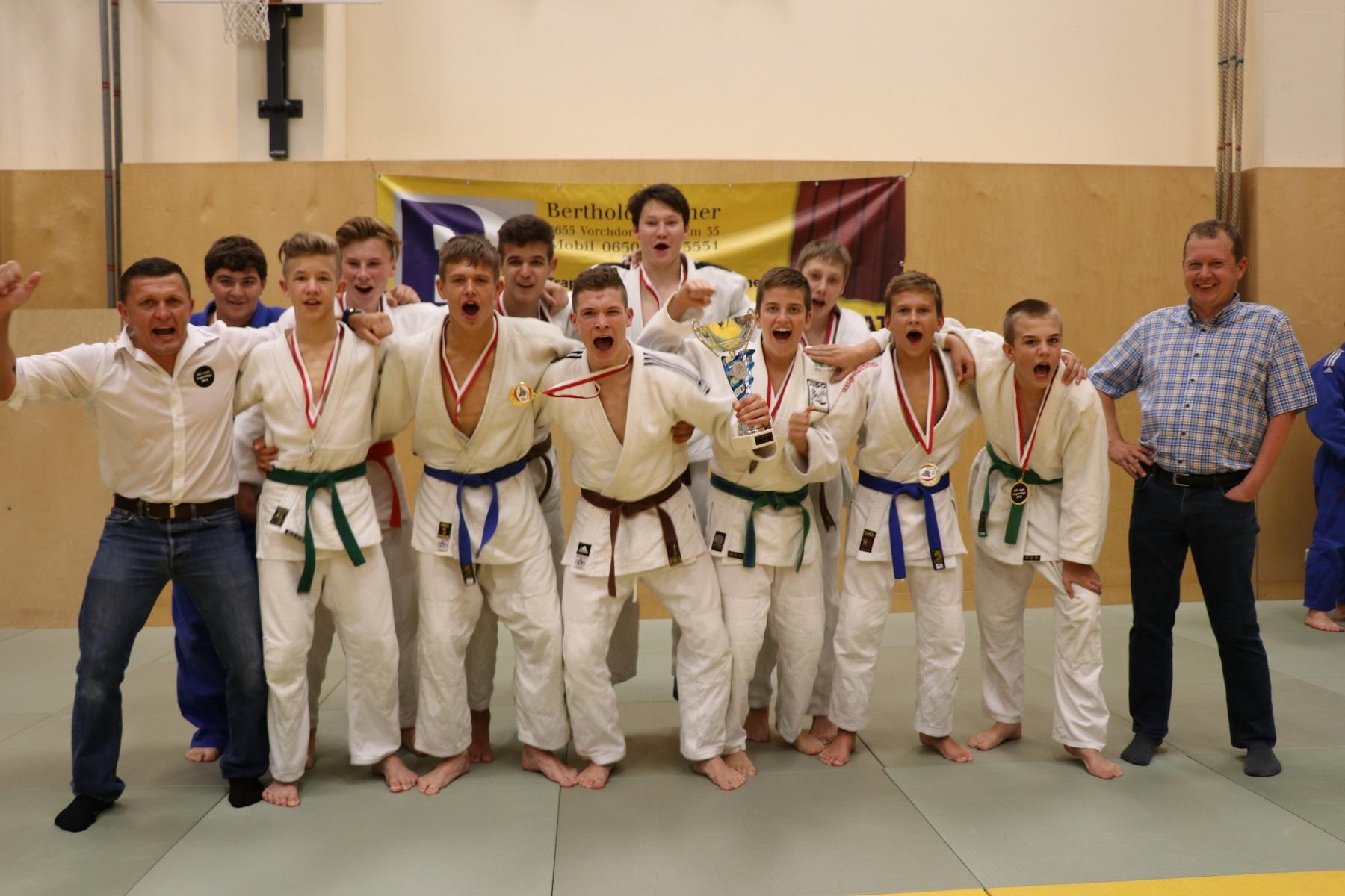 Union Kirchham gewinnt das Finale der Österreichischen Jugendliga in Kirchham