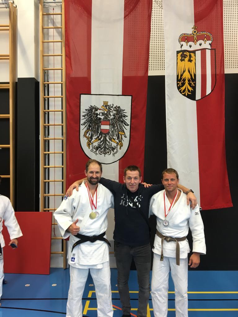 Buchegger Thomas wird öst. Meister bei den 28. int. Veteran Austrian Masters