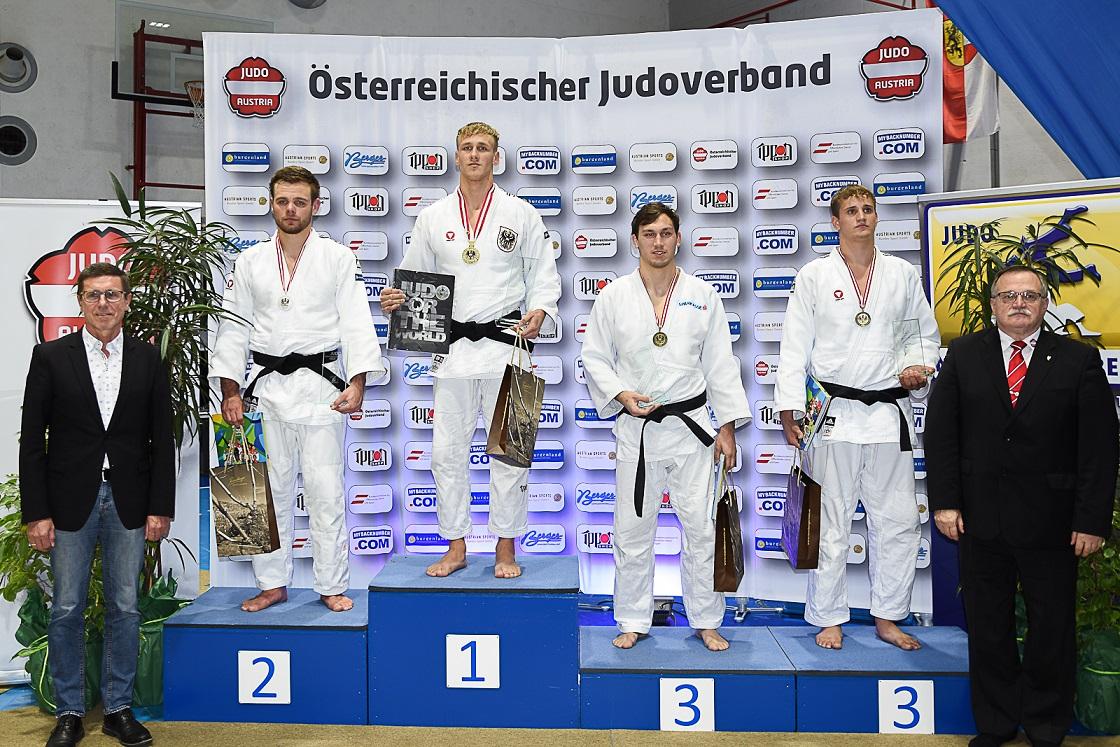 Vizestaatsmeistertitel für Max Hageneder bei den Staatsmeisterschaften der AK in Krems