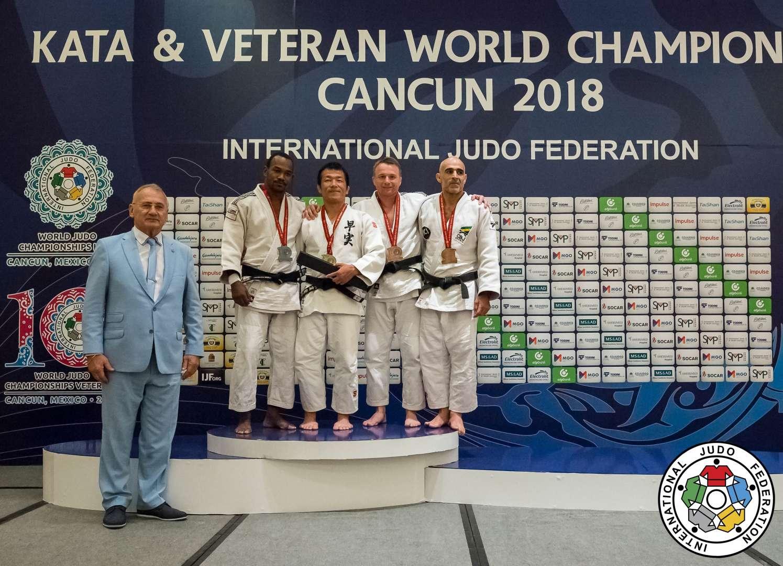 Radner Gerald erkämpft Bronze bei der Veteranen WM in Cancun!