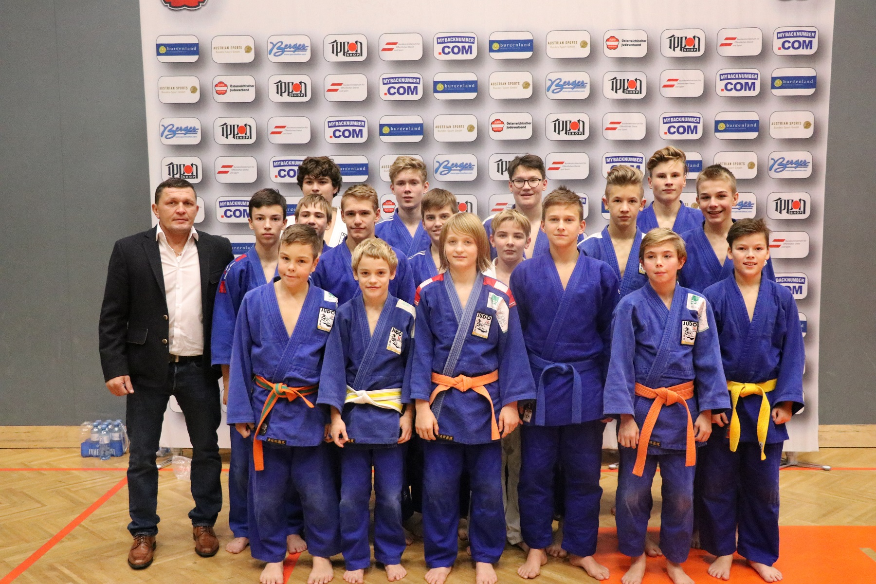 5. Platz bei den Österreichischen Schüler-Mannschaftsmeisterschaften U12 – U16 in Klosterneuburg