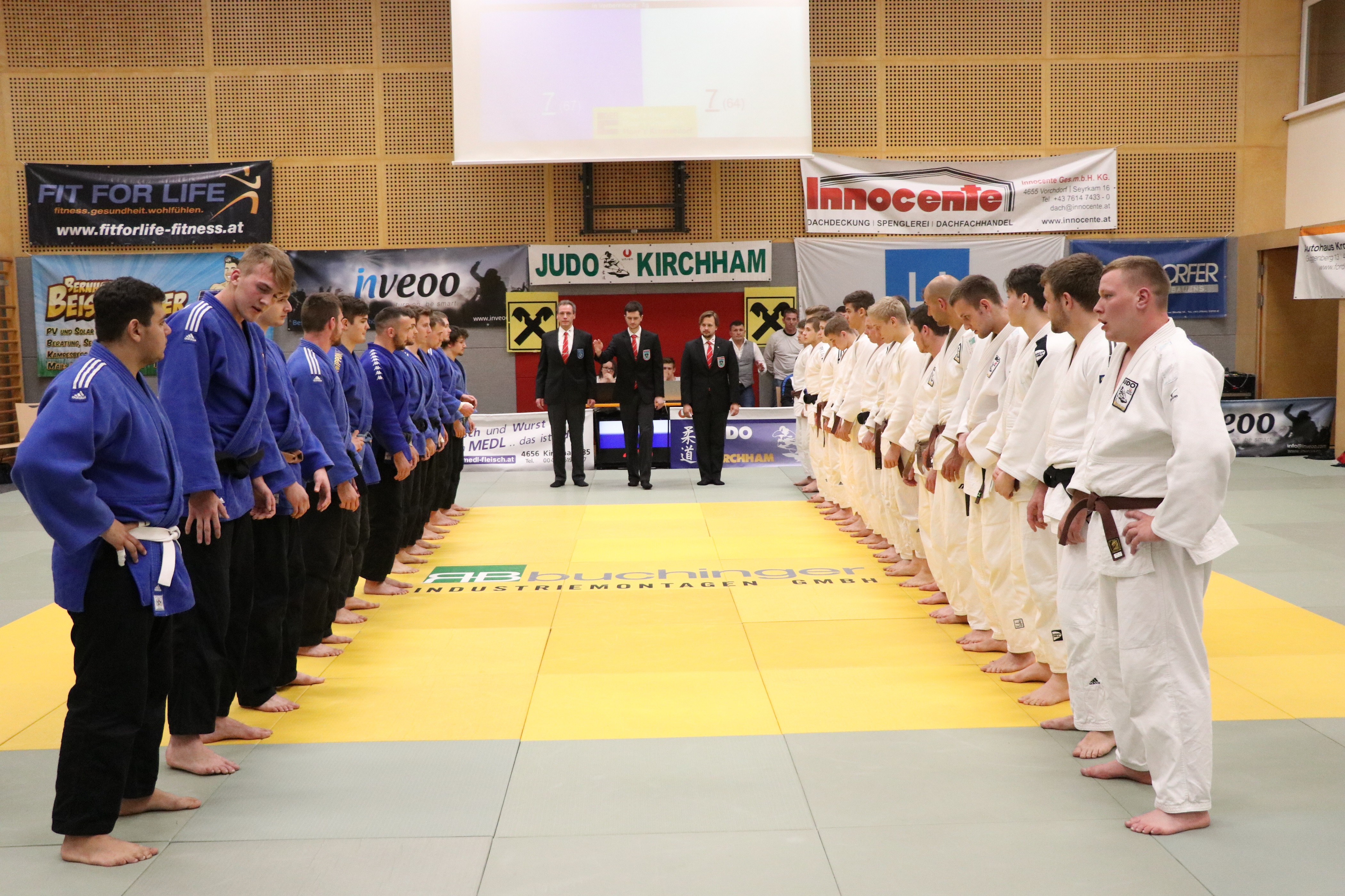 2. BL : Ein 7:7 gegen die starken Judokas aus Stadlau