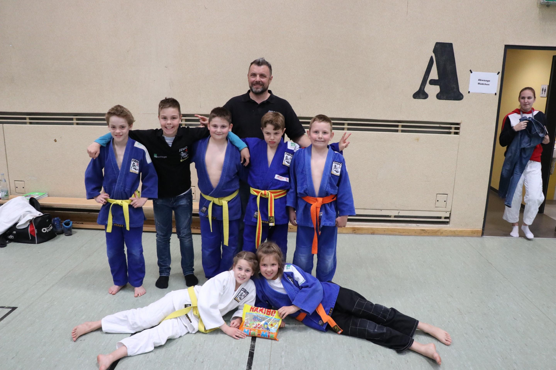 Tolle Leistung unserer Judokinder beim Int. Judoturnier Erima Trophy in Rohrbach