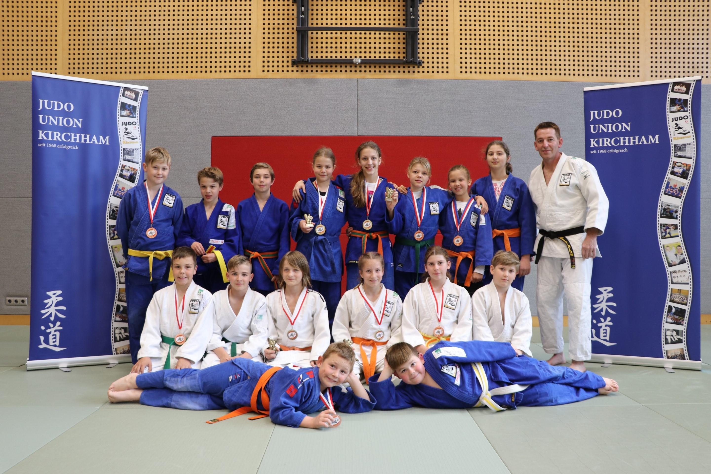 4 Landesmeister(innen) bei den OÖ Schüler-Landesmeisterschaften U10 – U14 in Niederwaldkirchen