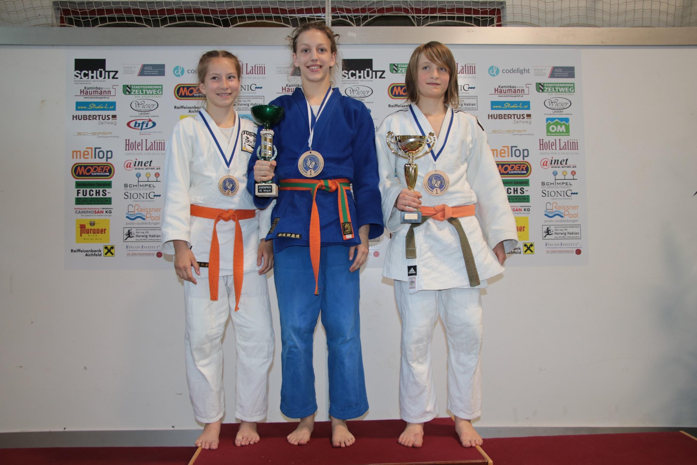 Spitzen Ergebnis beim Int. Judo Austria Cup in Zeltweg