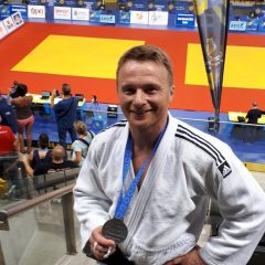 Radner Gerald holt bei der Veteranen EM eine Silbermedaille!!