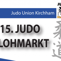 15. Judo Flohmarkt