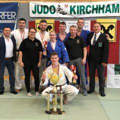 8 erste Plätze bei der Judo Landesmeisterschaft durch Kirchham und somit beste Mannschaft!