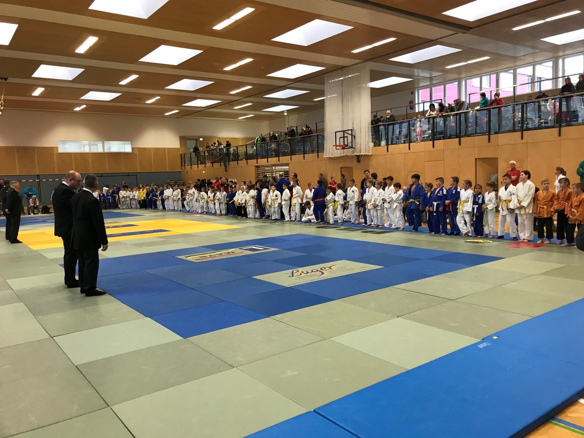 Schöner Erfolg unserer Judokids beim Gallia Schlumpfturnier U8 – U12 in Gallneukirchen