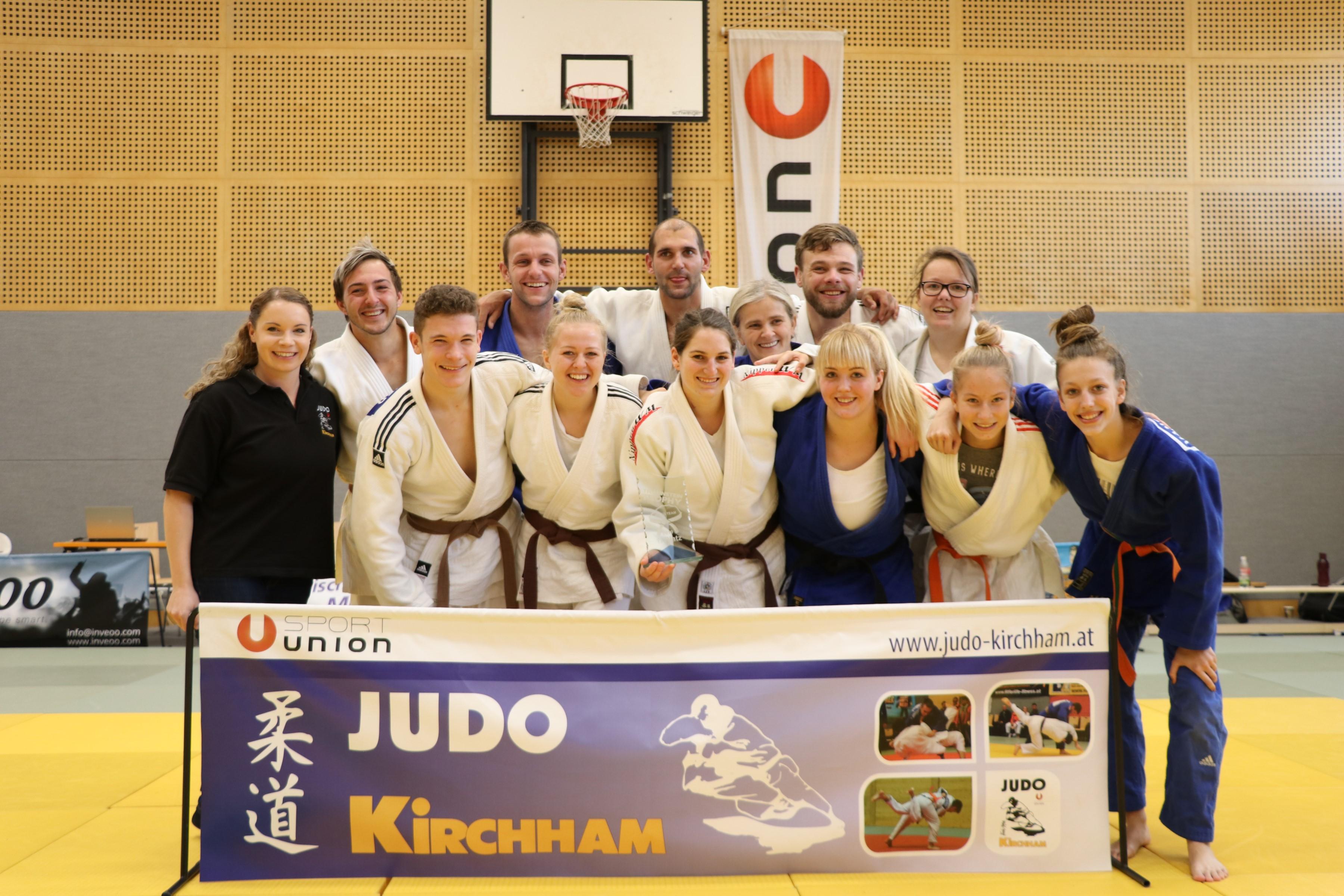 1. Int. Judo Traunstein Trophy Mixed Team – Kirchhams Team holt den Sieg
