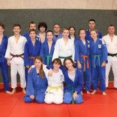 Judo – Neujahrslehrgang auf der Gugl in Linz von 02.01- 05.01.2020