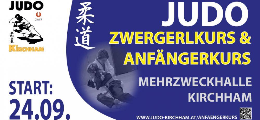 Judo Anfängerkurs
